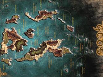 GIS de cartografía fantástica para juegos de rol Online.