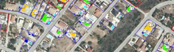 GIS de detección de omisiones catastrales Diputación de Valencia