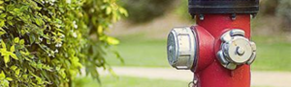 GIS gestión de hidrantes y emergencias