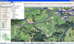 Sistemas de información geográfica