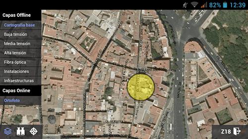 Aplicaciones GIS/SIG en dispositivos móviles