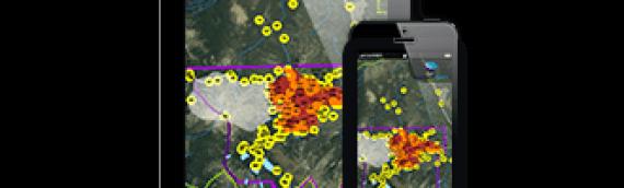 Desarrollo de aplicaciones SIG móviles