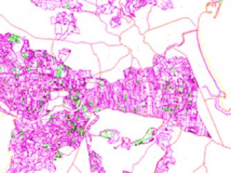 GIS de detección de omisiones catastrales Ayuntamiento de Jávea