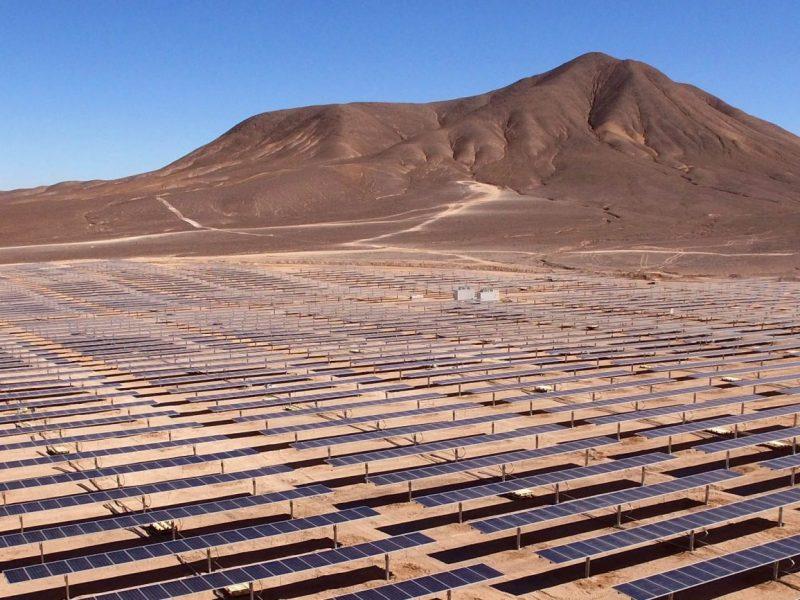 Enertis. Herramienta online para el cálculo de suciedad en módulos solares.